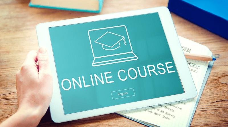 online course min